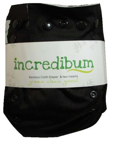 (incredibum One Size Bamboo Cloth Diaper)