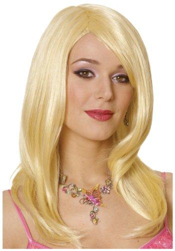 Sharon Blonde Wig - Alice Blonde Adult Wig -