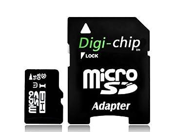 Tarjeta de memoria Micro-SD clase 10 de16 gb con chip ...