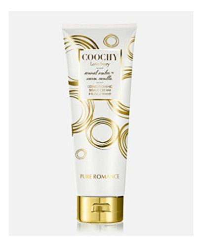 Price comparison product image Pure Romance Coochy! Love Story! Rash Free Shave Cream!