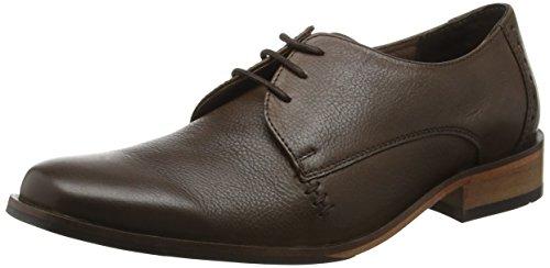 Lotus Henderson, Chaussures à Lacets Homme, Marron (Brown), 45 EU