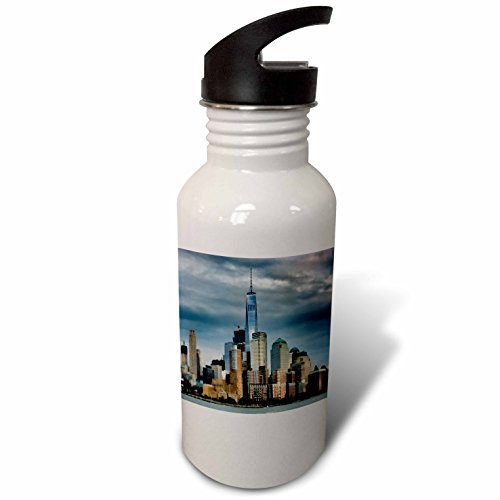 3dRose Roni Chastain Photography - Freedom - Flip Straw 21oz Water Bottle (wb_261675_2) by 3dRose