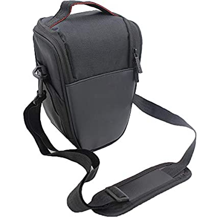 NOVATEC SLR DSLR - Funda para cámara réflex digital y 3 bolsillos ...