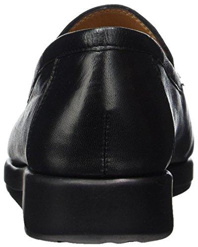 Caprice Damen 24751 Slipper Schwarz (Black Perlato)