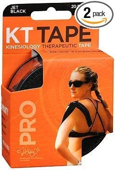 KT Tape Kinesiology Therapeutic Sports