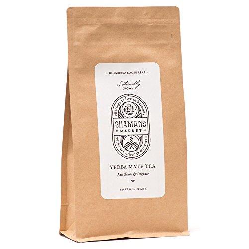 Yerba Mate Organic Unsmoked Loose Tea