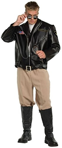 [Highway Patrol Costume - Adult Costume] (Highway Patrol Costume)