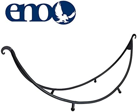 ENO, Eagles Nest Outfitters SoloPod Hammock Stand, Charcoal