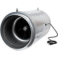 Max-Fan CF340640 - Q-Max - In-Line Fan - 12 in. 1709 CFM - 489W