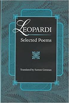 Book Leopardi: Selected Poems (Lockert Library of Poetry in Translation)