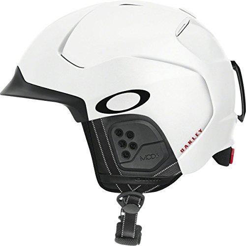 Oakley Mod5 Snow Helmet, Matte White, - Oakley La Store
