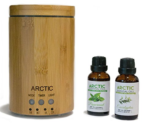 Essential Ultrasonic Humidifier Aromatherapy Fragrance