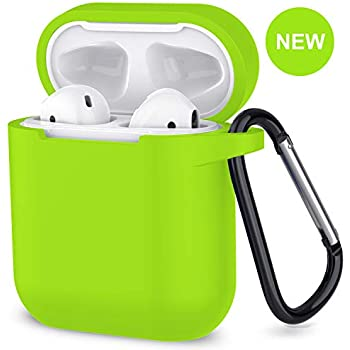 Amazon.com: Compatible AirPods Case Cover Silicone