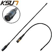 RH-771 U/V 144/430MHz SMA-M Antenna for BaoFeng /Kenwood /Wouxun /TYT /Puxing Handheld Ham Radio Way Radio Walkie talkie