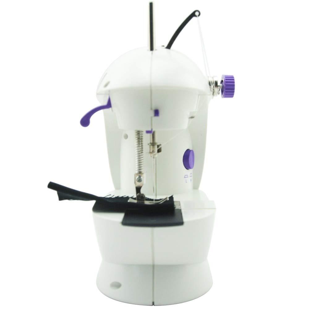 HIENCOC 2019 Portable Handheld Sewing Machines Stitch Sew Needlework Cordless Clothes Fabrics Sewing Machine Stitch 16 by HIENCOC