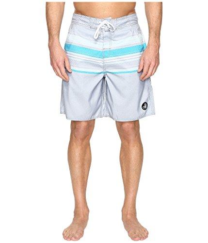 Body Glove Pacific Beach V-Boardshorts Grey Men's - Swimwear Mens Fabric