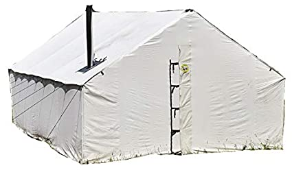 Montana Canvas 12u0027 x 14u0027 Wall Tent and Frame Package  sc 1 st  Amazon.com & Amazon.com : Montana Canvas 12u0027 x 14u0027 Wall Tent and Frame Package ...