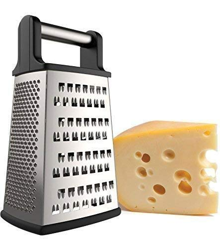 rust proof cheese grater - 8