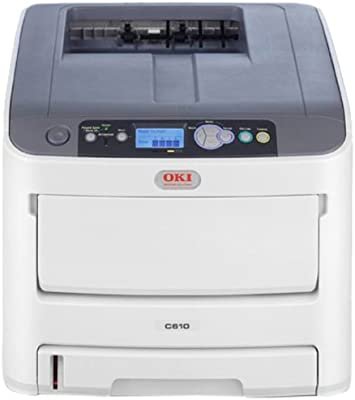 OKI C610dn Color 600 x 1200DPI A4 - Impresora láser (Laser ...