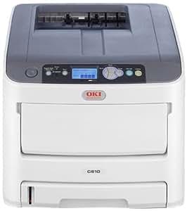 OKI C610dn Color 600 x 1200DPI A4 - Impresora láser (Laser, Color, 600 x 1200 DPI, A4, 300 hojas, 36 ppm)