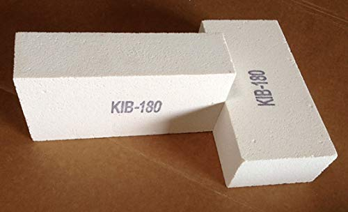 KT Refractories Alumina Bubble Brick KIB-180. by KT Refractories
