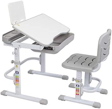 Strackvial Kids Desk and Chair Set