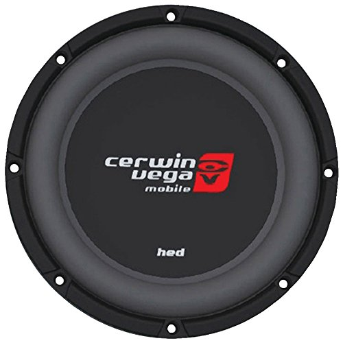 Frame Spider Mount - 1 - 10IN 2OHM DVC SUB, HED DVC Shallow Subwoofer (10