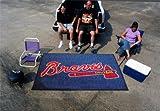 MLB Novelty All-Star Mat MLB Team: Atlanta Braves, Size: 5' x 8'
