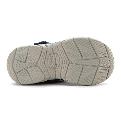 Skechers Kids Neutron Super Z Strap Athletic Sneaker