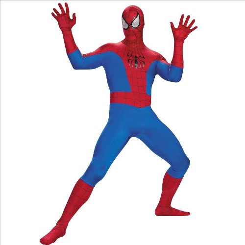 Spider-Man Rental Quality Adult Costume - X-Large -