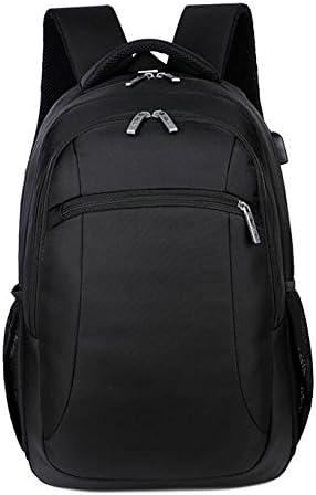 Mochila mochila de gran capacidad de los hombres de negocios bolsa de ordenador portátil