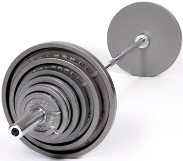 Troy USA Sports Olympic Weight Set by USA Sports by Troy Barbell