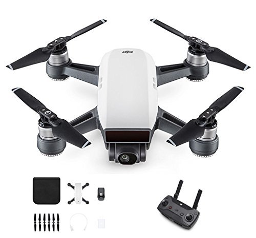 Top 10 best dji spark flight more combo: Which is the best one in 2020?