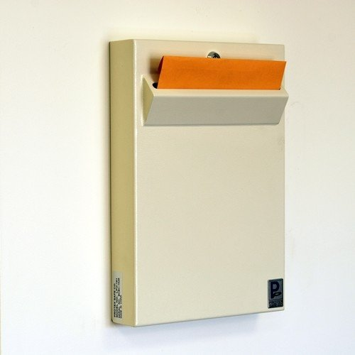 Protex LPD-161 Safe Low-Profile Wall Mount Drop Box by Protex (Image #2)'