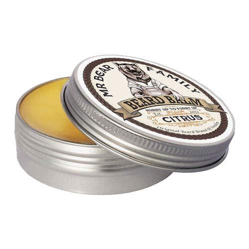 (Mr Bear Family Beard Balm - Citrus Scent - Shipped from United Kingdom by Mr Bear Family by Mr Bear Family)