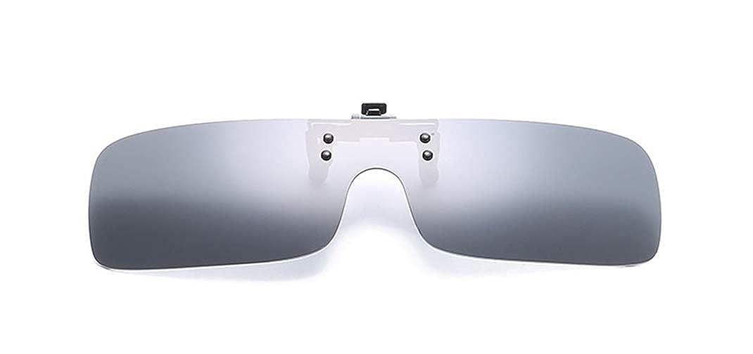 Flydo Ultraleicht Polarisierte verspiegelte Gläser Sonnenbrille Wechselrahmen Glasses Classic/Blendfreie/UV-Schutz/fahren/Angeln/Outdoor Eyewear