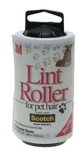 3M LINT ROLLER HAIR REFILL
