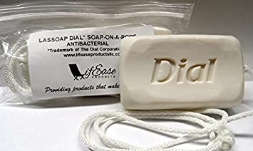 3 BARS LASSOAP DIAL – Your Favorite Soap-on-a-Rope