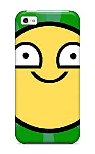 Hot Case Cover Protector For Iphone 5c Smiley Case