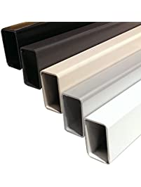 Aluminum Post to Post Stair  Staircase Handrails   Amazon com   Building Supplies   Stair Parts. Prefab Metal Exterior Stairs. Home Design Ideas