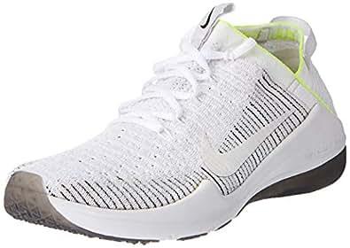 Nike W Air Zoom Fearless Fk 2, Women's Fitness & Cross Training, White (White 101), 4 UK (37.5 EU) (Nkaa1214_101)