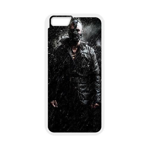 Bane The Dark Knight Rises 7 coque iPhone 6 4.7 Inch Housse Blanc téléphone portable couverture de cas coque EBDOBCKCO10361