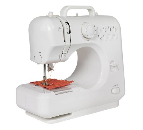 Michley LSS-505 Lil' Sew & Sew Multi-Purpose Sewing Machine with Built-In Stitches
