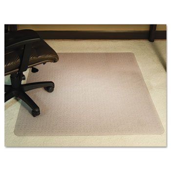 46x60 Rectangle Chair Mat, Performance Series AnchorBar for Carpet up to 1