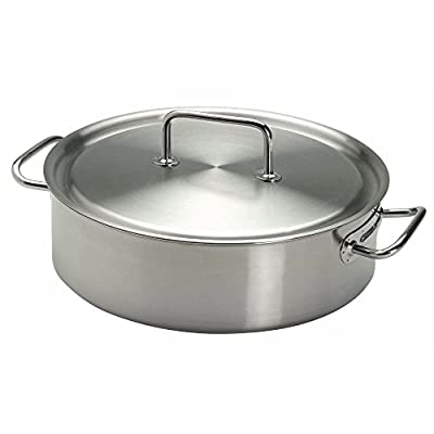 Vollrath Jacob's Pride? Intrigue Brazier Stainless Steel 12 Qt