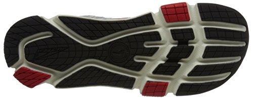 Altra 2 5 Silver Provision Silver Womens Red Red 41qHapw4x
