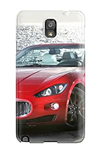 New Premium Maserati Grancabrio 30 Skin Case Cover Excellent Fitted For Galaxy Note 3