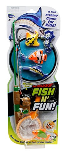 Toysmith 4761 Magnetic Fishing Game