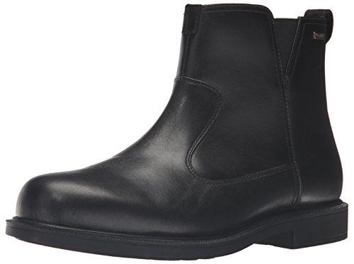 Dunham Men's James-dun Chelsea Boot - Black - 8.5 6E US