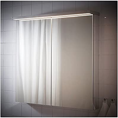 Zigzag Trading Ltd IKEA GODMORGON - El gabinete de iluminación LED/de la Pared: Amazon.es: Hogar